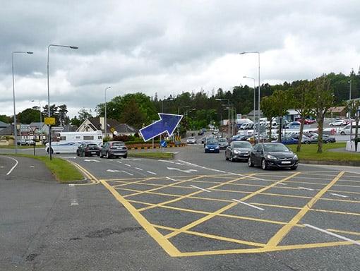 Ballyspillane, Killarney from Cork direction
